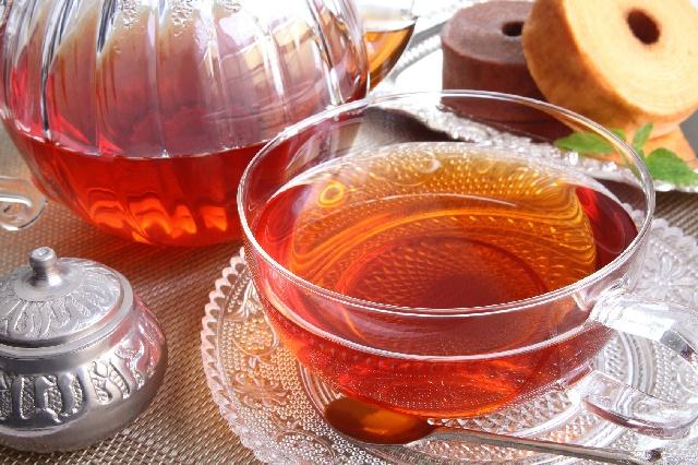 コーヒーと紅茶_紅茶