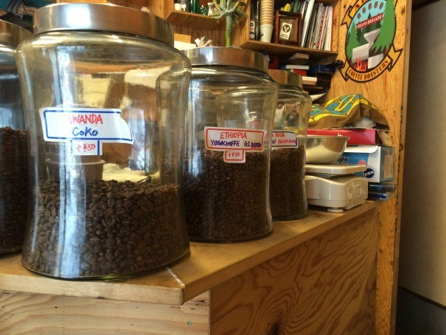 ARISE COFFEE ROASTERS_menu1