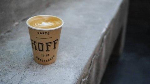 HOFF OMOTESANDO_latte