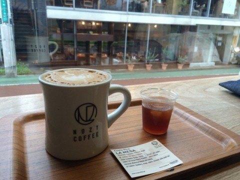 NOZY COFFEE coffee 480x360