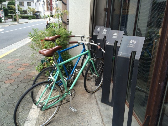 Nui. Hostel&Bar Lounge_rental bicycle
