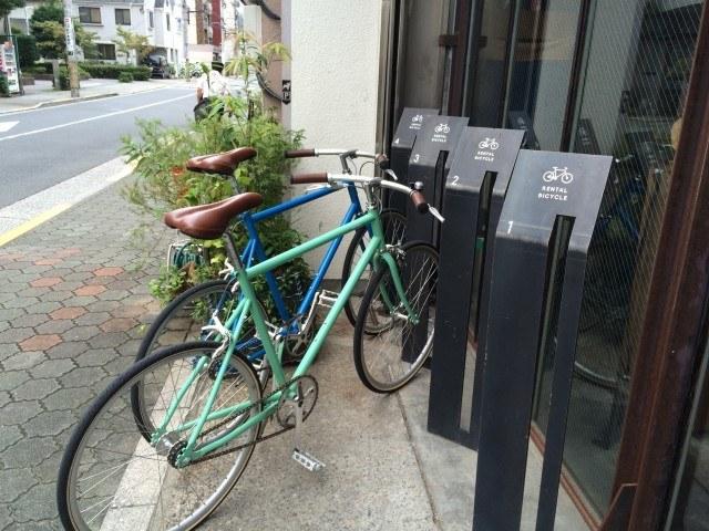Nui. Hostel&Bar Lounge_rental bicycle