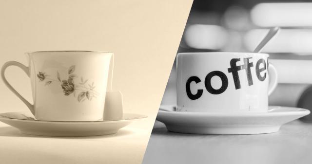 コーヒーと紅茶はどちらが健康にはいいか?