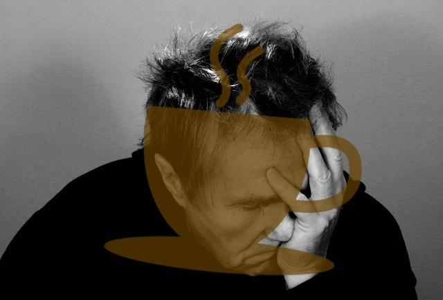 コーヒーと頭痛の関係
