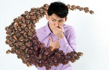 コーヒーで胸焼けが起きた時の原因と対策