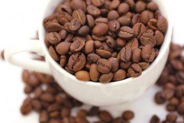 コーヒーとカフェイン摂取量