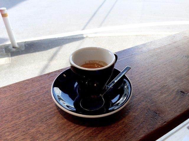 BE A GOOD NEIGHBOR COFFEE KIOSK_espresso