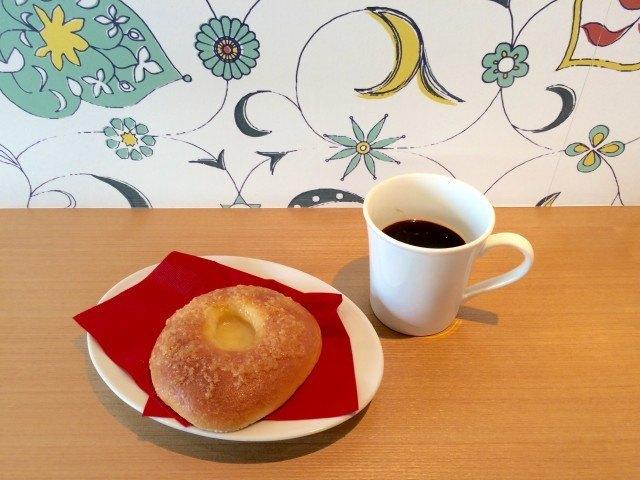 Cawaii Bread & Coffee_hotcoffee