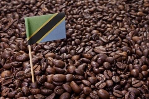 Flag of Tanzania coffee 480x320
