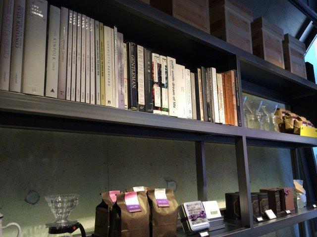 OBSCURA COFFEE ROASTERS KANDA MANSEBASHI_interior