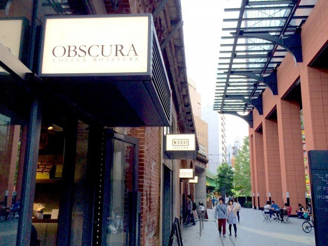 OBSCURA COFFEE ROASTERS KANDA MANSEBASHI_shop