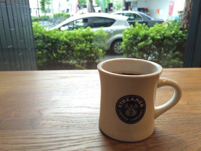 STREAMER COFFEE COMPANY(ストリーマーコーヒーカンパニー)  茅場町