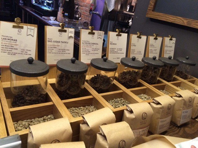 THE ROASTERY_coffeebeans