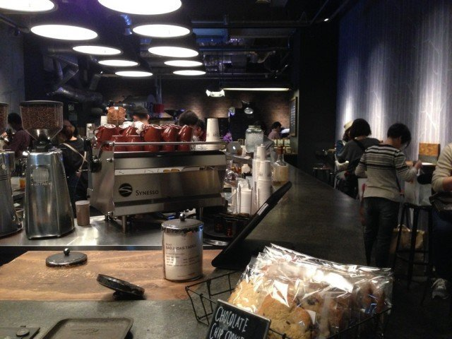 THE ROASTERY_interior