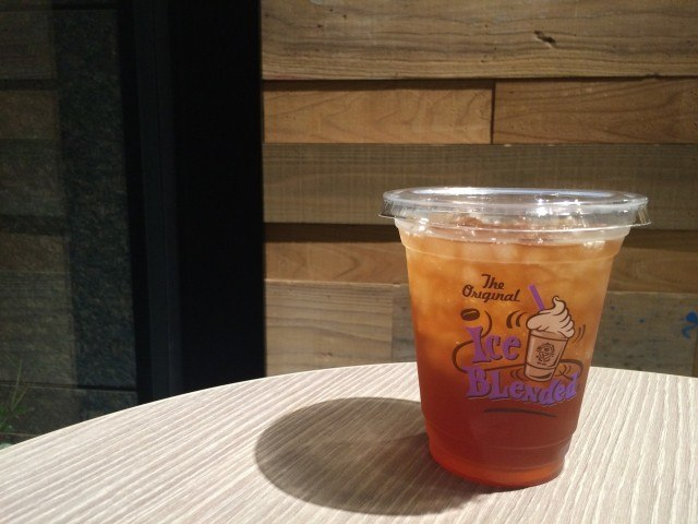The Coffee Bean & Tea Leaf_icetea