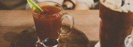 コーヒーを使用したカクテル