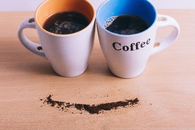 コーヒーと温度の関係