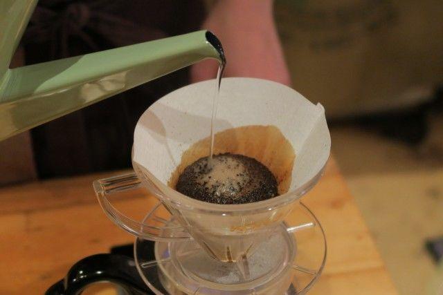 シュクレ式おいしいコーヒーの淹れ方【初級・ペーパードリップ編】