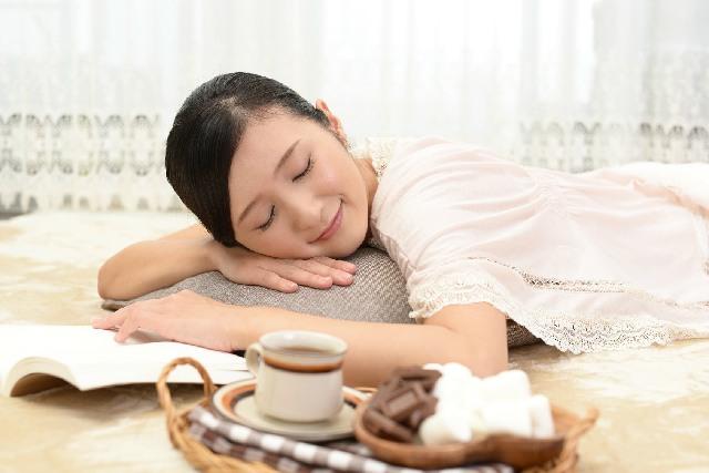 カフェインレスコーヒー_効果_睡眠向上