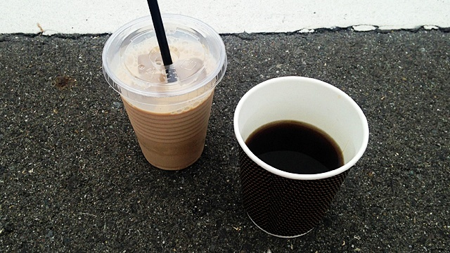 自家焙煎珈琲丸喜_コーヒー