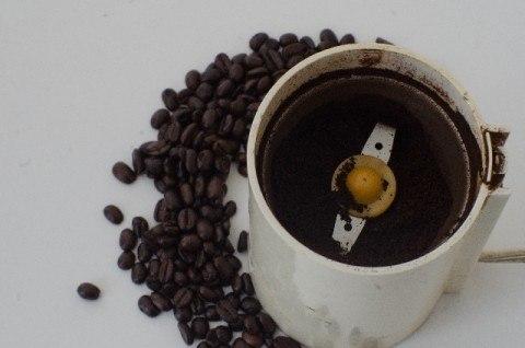 006-コーヒー豆の挽き方「機械挽き」の特徴