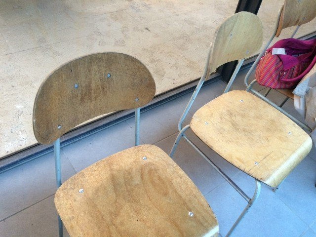 コーヒー博 COFFEE EXPO 2015_chair