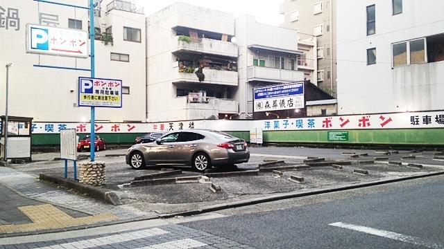 BONBON泉本店_駐車場