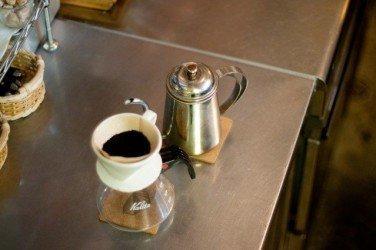 コーヒー豆の挽き方「複数穴式」の特徴