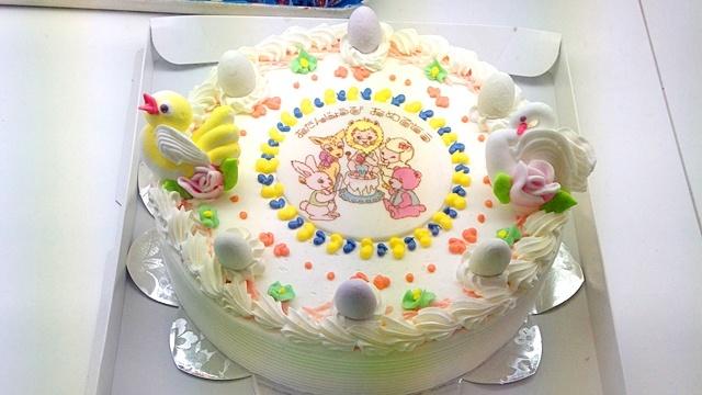 タカセ_誕生日ケーキ