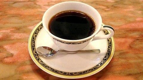 カフェテラスロダン青山店_コーヒー