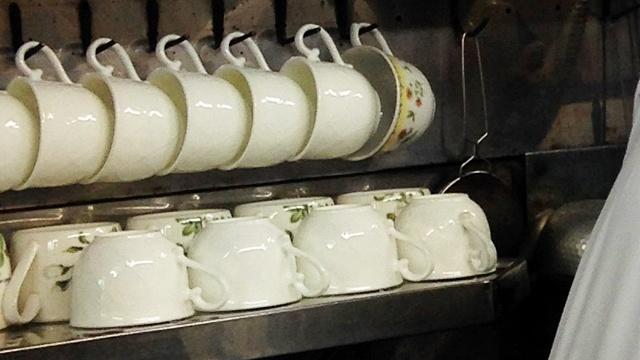 センリ軒_コーヒーカップ