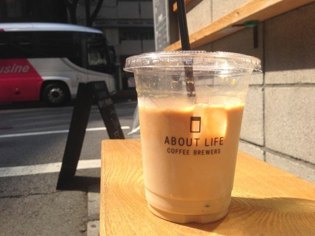 ABOUT LIFE COFFEE BREWERS_latte