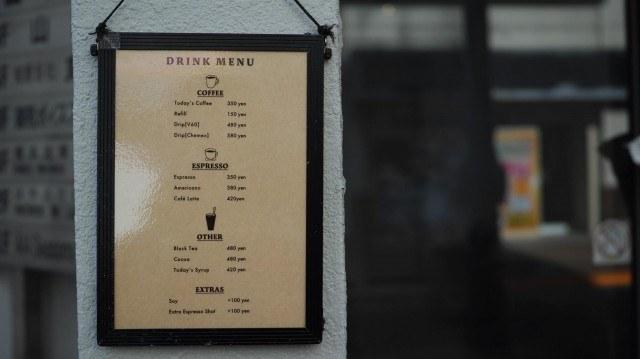 ALL SEASONS COFFEE_menu