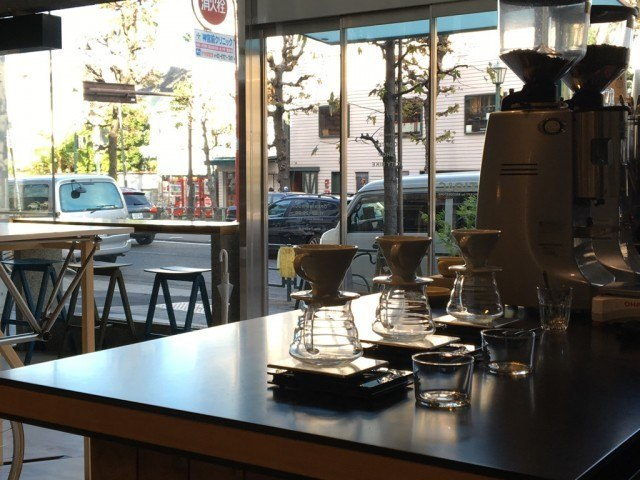 Coffee&CYCLE SPECIALITY COFFEE by ONIBUS_dripper