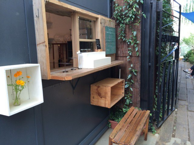 SHOZO COFFEE STORE_entrance