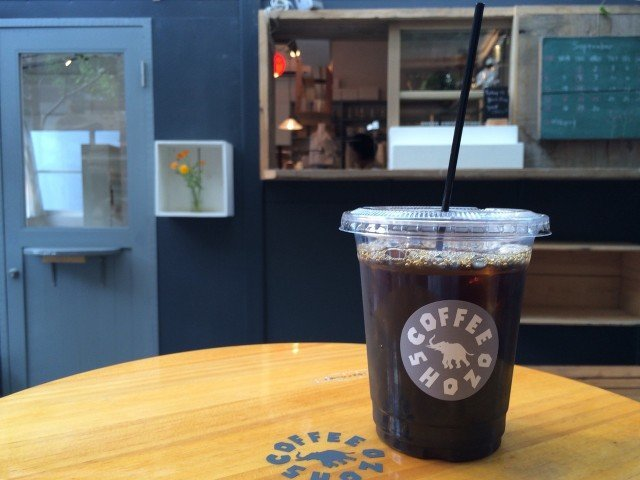 SHOZO COFFEE STORE_icecoffee