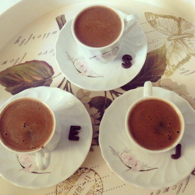 コーヒーの種類別飲み方