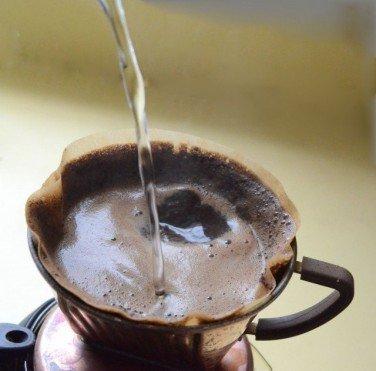 甘みの強いコーヒーの淹れ方