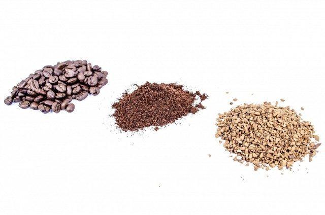 レギュラーコーヒーとインスタントコーヒーの違い