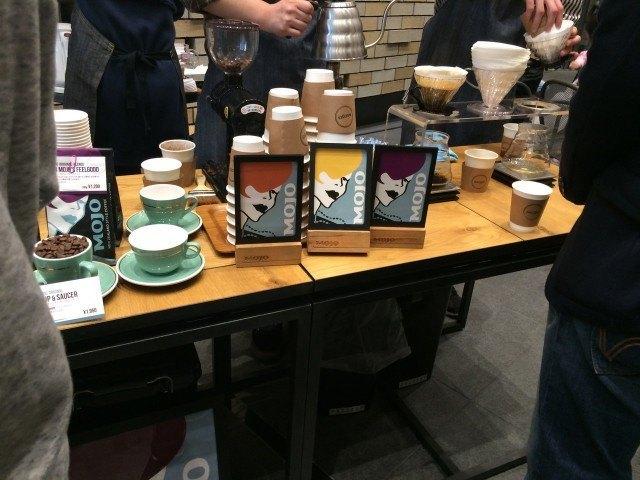 COFFEE COLLECTION around 神田錦町2015_mojocoffee