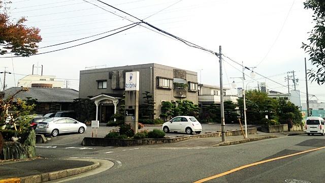 カフェテラスロダン青山店_外観1