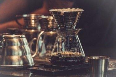 一つ穴式ドリッパーに合うコーヒー豆の挽き方