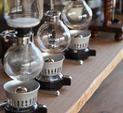 サイフォン式コーヒーの抽出が難しいとされる理由