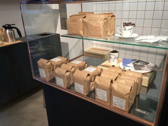 le cafe du jour_coffeebean