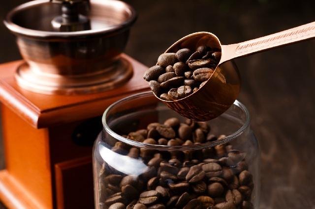 エスプレッソの挽き方_極細挽き_コーヒーミル