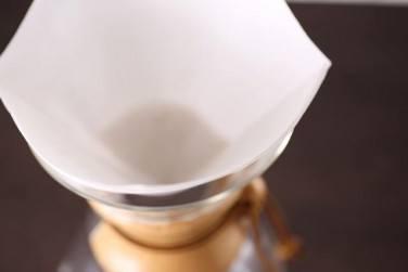 コーヒーフィルターの種類と比較