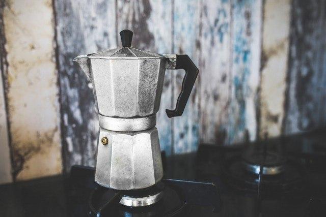 コーヒー豆の挽き方「パーコレーター式」の特徴