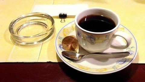 喫茶セブン_コーヒー