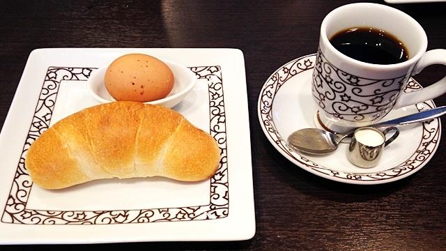 元町珈琲武豊の離れ_コーヒーとパン