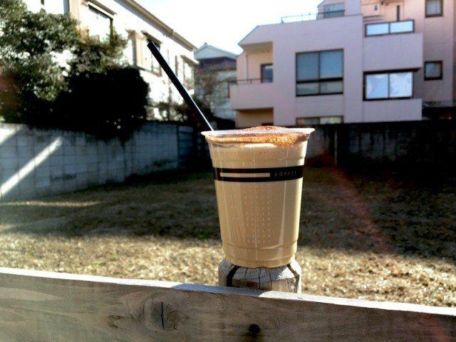 OMOTESANDO KOFFEE_cappuccino